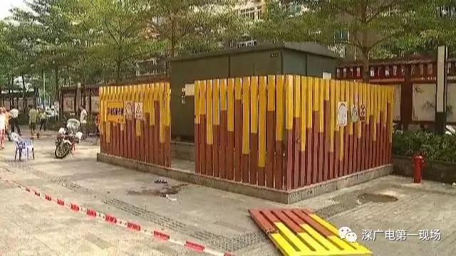 龙岗男童变压器旁玩耍 被护栏砸中身亡