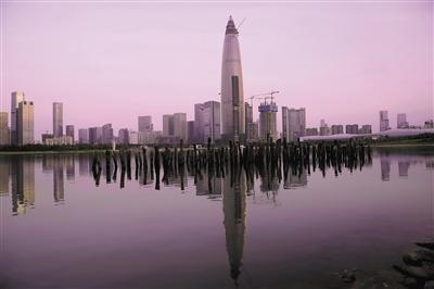 深圳人才公园11月开放 地面积约1156亩